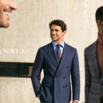 Canali Tailored Made to Measure Suit