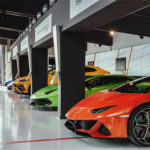 Lunch with Mr Lamborghini and Factory Tour
