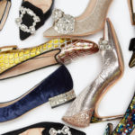VIP bespoke shopping experience and pair of Lucy Choi London heels!