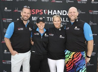 Mike Tindall Golf Day