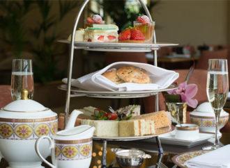 Stoke Park Afternoon Tea