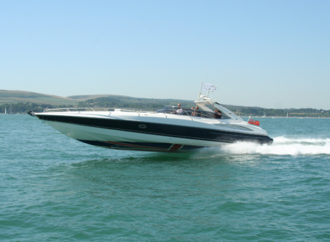 48ft Sunseeker & overnight stay