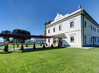 Villa Tolomei, Florence Italy