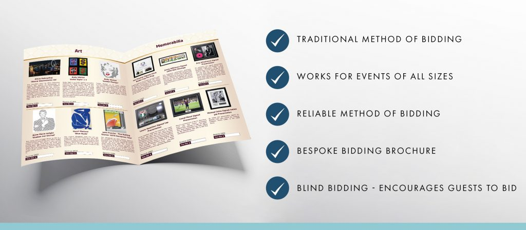 bid sheet benefits